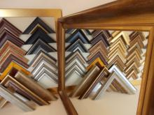 Mirrors and Mirror Frames