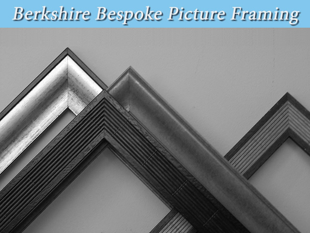 About Berkshire Bespoke Picture Framing