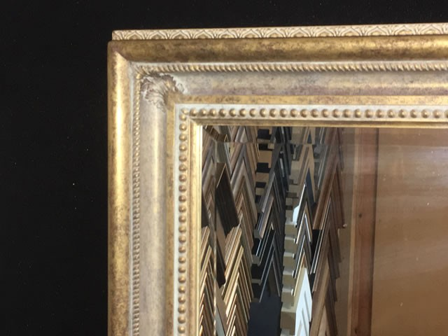Reflecting Mirror Frames