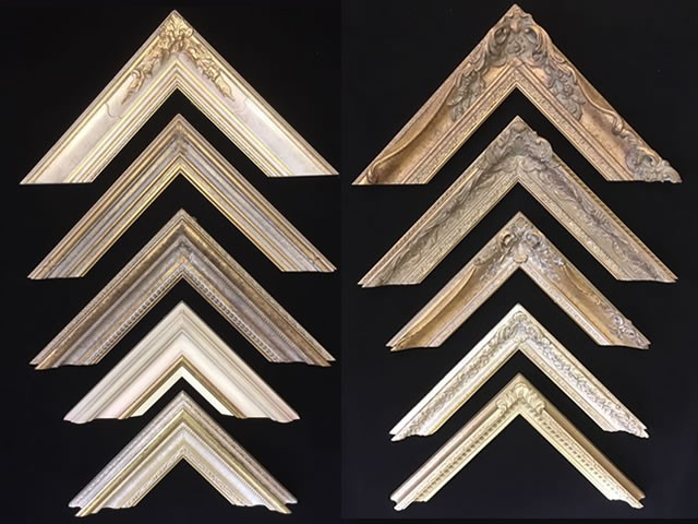 Selection of Mirror Frames